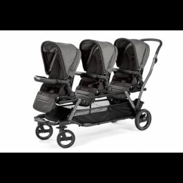 Peg Perego Triplette Piroet Triple Stroller
